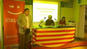 Joan Manuel Ferrer, reelegit Secretari Comarcal